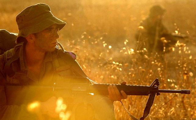 חיילים חרדים, אילוסטרציה