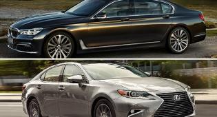 BMW ולקסוס