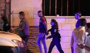 מעצר החשוד בהצתה