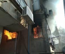 האמא ל'כיכר': הכל עלה באש, צריכים עזרה