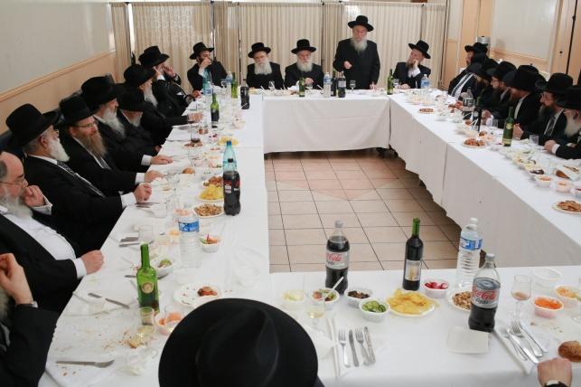 ישיבת מועצת רבני אירופה