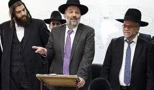 קריספל דרעי ופרוש - דרעי הביע חשש מהפסד בבחירות באלעד