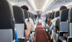 טיסה נוסעים כיסא