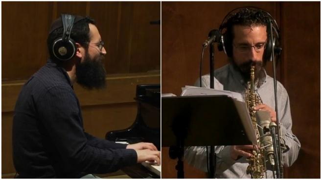 דניאל זמיר ואחיה אשר כהן אלורו: אנעים זמירות