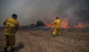 נאבקים באש:  כך נראה  טרור העפיפונים. צפו