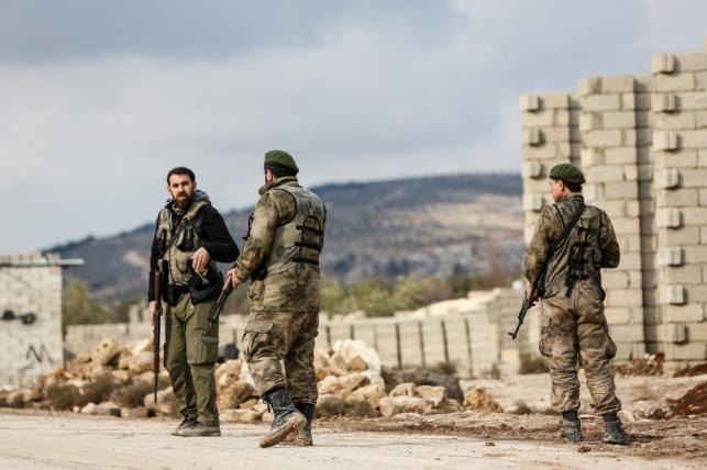 המורדים בסוריה