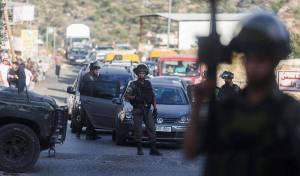 """כוחות צה""""ל מבצעים סריקות לאחר הפיגוע. ארכיון"""
