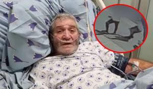 אחרי שהותקף באלימות: הקשיש משחזר