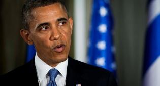 """נשיא ארה""""ב ברק אובמה - אובמה: """"לא האזינו לשיחות שלכם"""""""