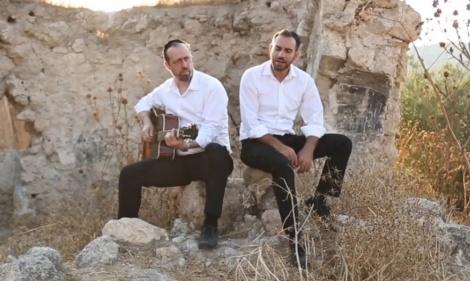 אייזק ורובנשטיין בסינגל חדש: 'שלום עליכם'