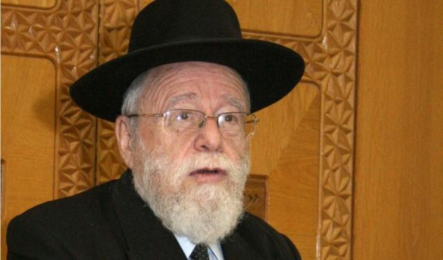 נגד הבית היהודי, הרב דב ליאור