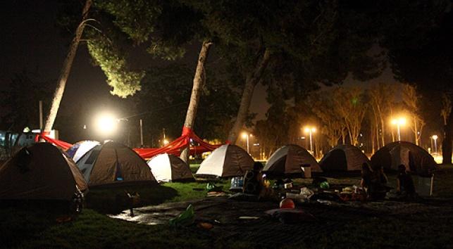 מחאת האוהלים. בקרוב עם הכשר (צילום: פלאש 90)