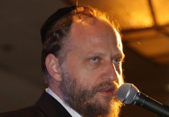 הרב ישראל כהן רוזובסקי