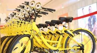 אופניים או שלט פרסום? פרסום סיני יצירתי