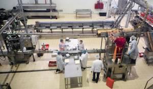 רבה הראשי של רוסיה ביקר במפעלי מזון