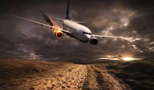 """""""הטייסים לא הצליחו להשתלט על המטוס"""""""