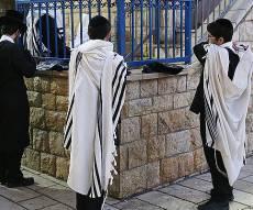 אילוסטרציה - יותר ממיליון חרדים בישראל • כל הנתונים