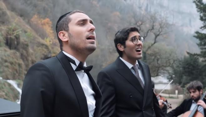 יואל ושמואל אלחרר בסינגל קליפ: בואי כלה