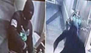 השודדים החמושים שלפו אקדח בבית כנסת