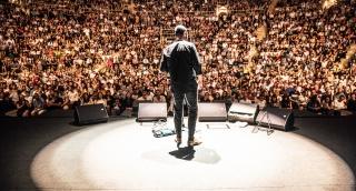 ישי ריבו חגג אלבום חדש בקיסריה • גלריה
