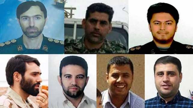 """ההרוגים האיראנים בתקיפת צה""""ל"""