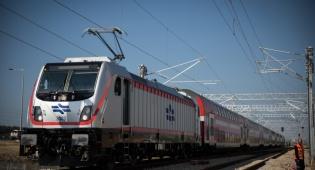 קטר חשמלי רכבת ישראל קו תל אביב ירושלים