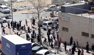 השוטרים כרזו בעיר החרדית: 'ילדים, הביתה'