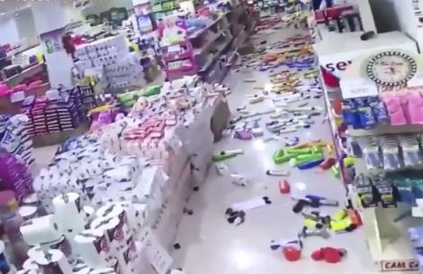 החנות רעדה, המוצרים נפלו - האדמה רעדה: 328 הרוגים בעיראק ובאיראן