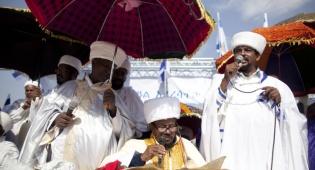 הקס קורא בספר האורית (התורה) - צום וסעודה: חג הסיגד של העדה האתיופית