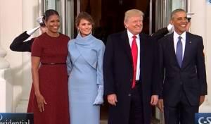 מישל אובמה נזכרת בתחושותיה ליד טראמפ