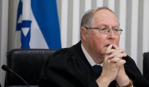 """השופט הפורש, אליקים רובינשטיין - """"השופטים ביטלו בזבנג עבודה של שנתיים"""""""