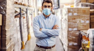 מפתיע: חבישת מסכה מונעת תסמינים קשים