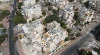 הסגר והסוכות בעיר אלעד • תיעוד מהרחפן