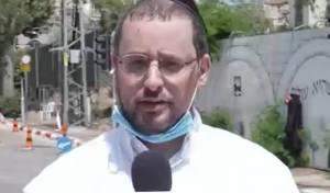 """מרגש: ישראל כהן נפרד מסבו רבי זלמן  ז""""ל"""