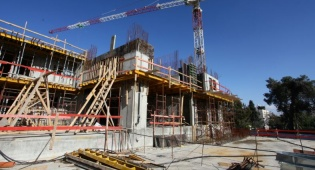 מיזם הבניה היוקרתי בירושלים ג'רוזלם אסטייטס במתחם שנלר.
