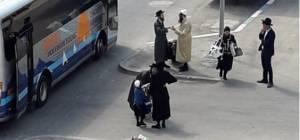 """למרות ההתנגדות: חסידי תו""""א הגיעו לחריש"""