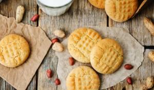 עוגיות חמאת בוטנים פשוט מושלמות