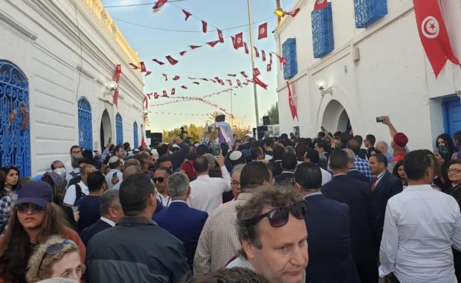 """חגיגות ל""""ג בעומר בתוניסיה"""