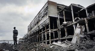 הפצצת מעוז דאעש - מאות גופות של לוחמי דאעש מוקפאות משנת 2016