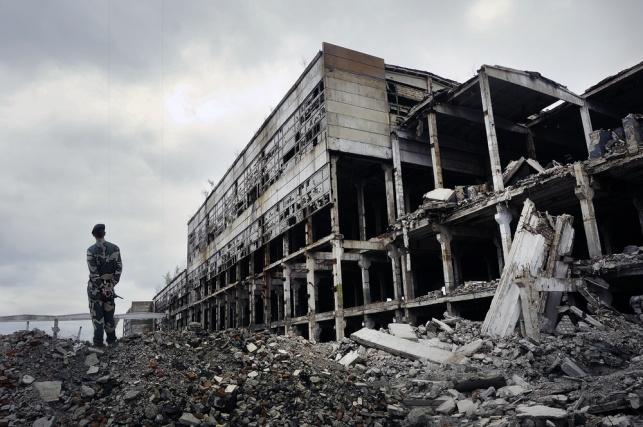 הפצצת מעוז דאעש