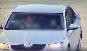השוטרים הופתעו: נהגת הרכב - ילדה בת 10