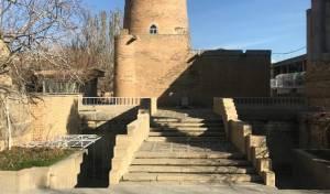 ציון מרדכי ואסתר בעיר האמדן שבאיראן