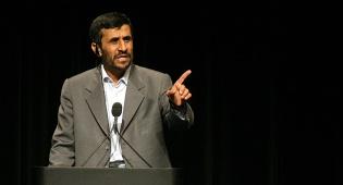 """נשיא איראן לשעבר אחמדינג'אד: """"אני לא אנטישמי"""""""