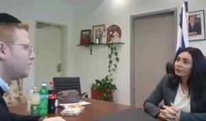 הראיון עם שרת התרבות