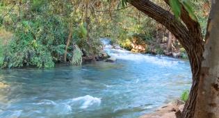 נהר הירדן ונחל החצבאני