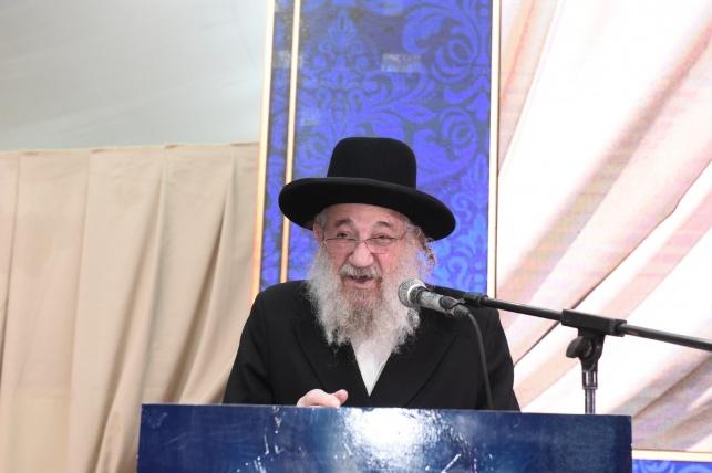 """אבל באלעד: נפטר הרב אליעזר בן דוד זצ""""ל"""