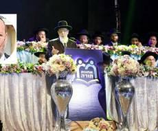 העורך ישראל פרידמן על רקע הכנס