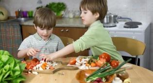 טף וטופו: האם ילדים יכולים להיות טבעונים?