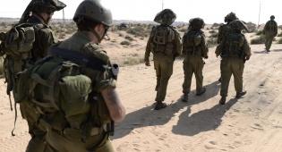 חיילים בגבול עזה, במבצע צוק איתן