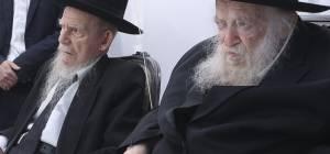 """הגר""""ג אדלשטיין ומרן הגר""""ח קנייבסקי"""
